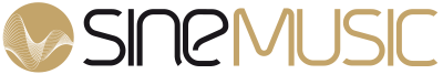 SINE MUSIC Logo