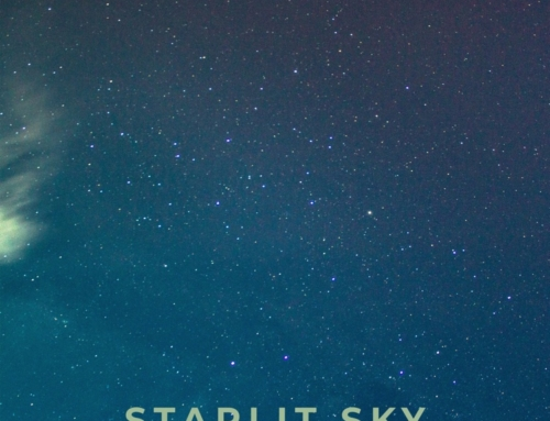 """Starlit Sky"" is out now"