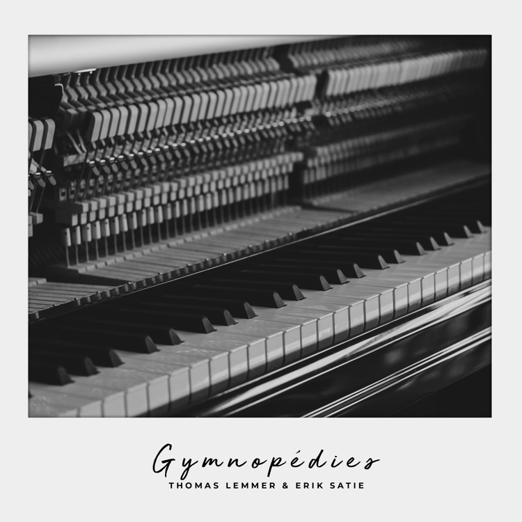 Gymnopédies is out now