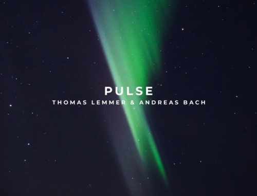 NEW ALBUM BY THOMAS LEMMER & ANDREAS BACH OUT NOW